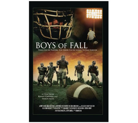 Kenny Chesney Presents: The Boys of Fall DVD