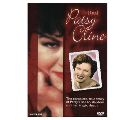 The Real Patsy Cline DVD