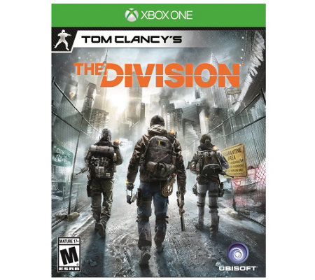 Tom Clancy's The Division Game - Xbox One