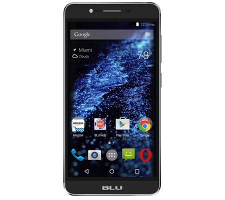 BLU Studio C HD 8GB 3G Unlocked Smartphone