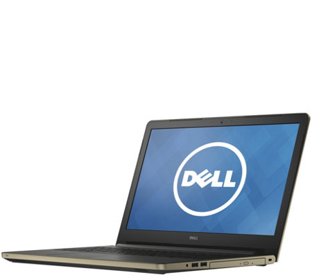 "Dell 15.6"" Laptop - i5, 8GB RAM, 1TB HDD & 1-Year MS Office"
