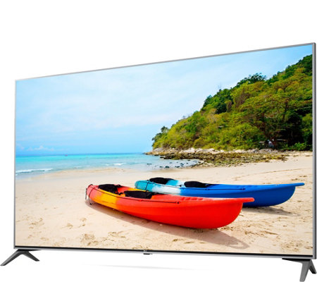 "LG 65"" Super Ultra HD 4K Smart LED TV with Active HDR"