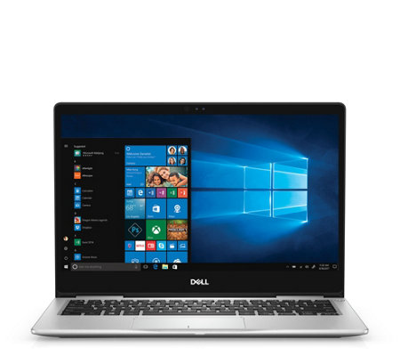 "Dell Inspiron 13.3"" Touch Laptop - Core i5, 8GBRAM, 256GB SSD"