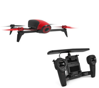 Parrot Bebop 2 & Skycontroller Bundle with TwoBatteries - E290228