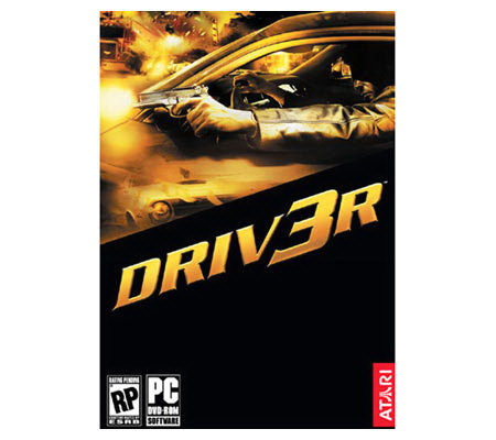 Driver 3 - Windows