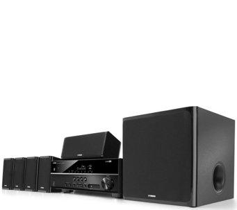 Yamaha 5.1 Channel 4K Ultra HD Home Theater System - E285529
