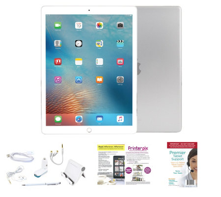 "Apple iPad Pro 9.7"" 32GB Wi-Fi with Tech Support & Software"
