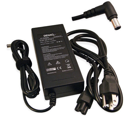 Denaq 19.5V 3.9A 6.0mm-4.4mm AC Adapter - SonyPCG Laptops