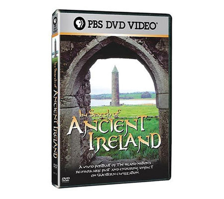 In Search of Ancient Ireland (Includes Over Ireland) DVD