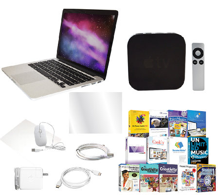 "Apple 15"" MacBook Pro - Core i7, 16GB, 256GB SSD w/ Apple TV"