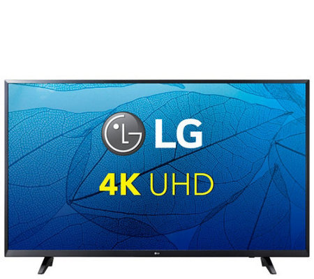 "LG 65"" Smart LED 4K Ultra HDTV with Active HDR"