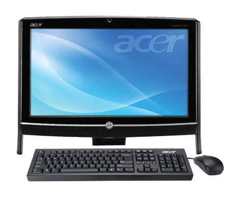 "Acer 20"" Diagonal All-in-One Desktop 4GB RAM, 500GB HD w/Win"