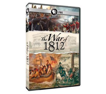 The War of 1812 DVD - E265531