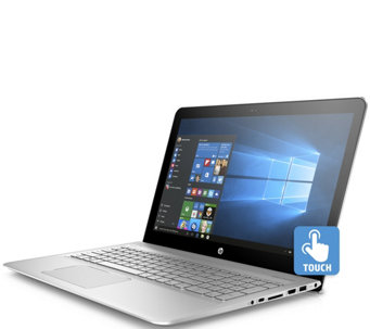 "HP ENVY 15"" Touch Laptop - Intel Core i7, 12GBRAM, 256GB SSD - E289331"