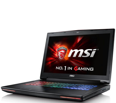 MSI GT72VR Gaming Laptop - Core i7, 12GB, 128GBSSD, GTX 1060