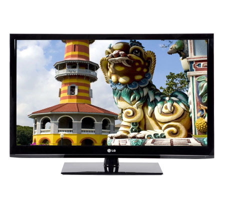 "LG TruSlim 42"" Class 720p Plasma HDTV withHDMICable"