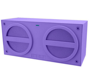 iHome Portable Mini Bluetooth Stereo Speaker with NFC - E224432