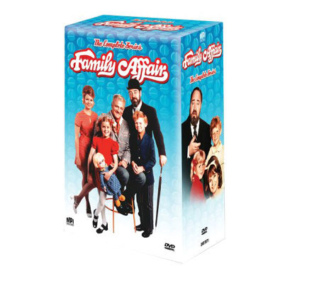 Family Affair: The Complete Series 24-Disc DVDSet