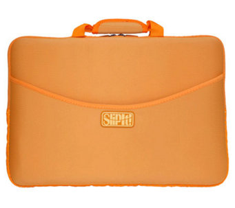 "SlipIt! Plus Case for 15"" Notebook - Orange - E247633"
