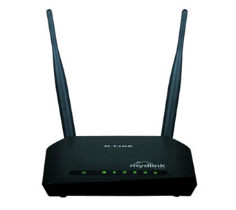 D-Link N300 Home Cloud Router - E265433