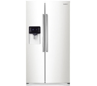 Samsung 25 Cu. Ft. Side-by-Side Twin Cooling Refrigerator - E279633