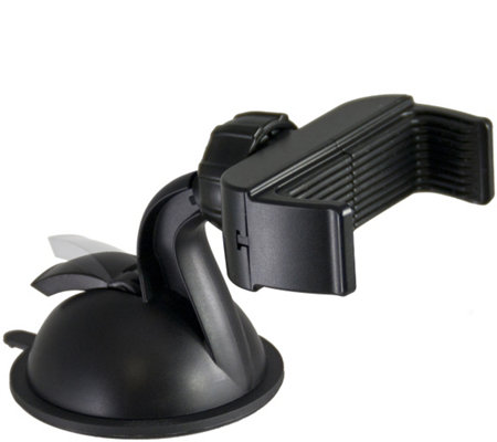 Bracketron Mi-T Grip Dash Mount for Mobile Electronics