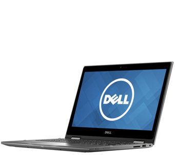 "Dell 13.3"" Touch 2-in-1 Laptop - 4GB RAM  500GBHDD - E289233"