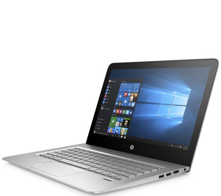 "HP ENVY 13"" Laptop - Intel Core i7, 8GB RAM, 25 6GB SSD"