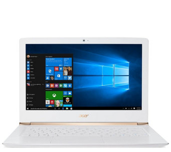 "Acer Aspire S 13.3"" Touch Ultra-Thin Laptop - 8GB, 256GB SSD - E290133"