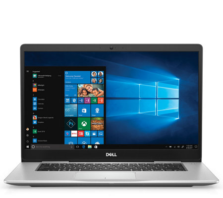 "Dell 15.6"" Inspiron Touch Laptop - Core i7, 8GBRAM, 1TB HDD"