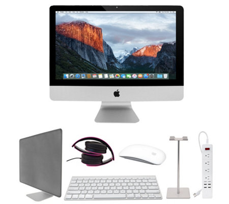 "Apple 5K iMac 27"" 3.2GHz with Headphones and Accessories"