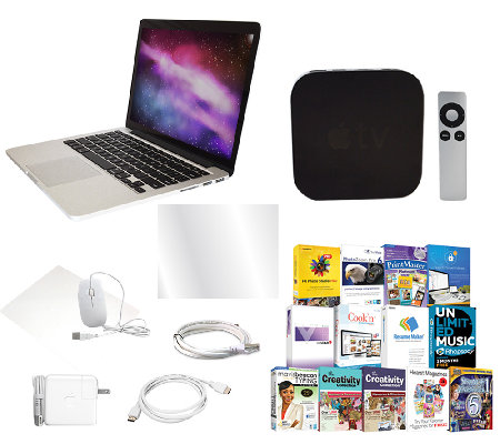 "Apple 15"" MacBook Pro - Core i7, 16GB, 512GB SSD w/ Apple TV"