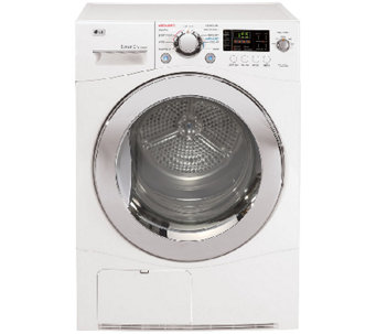 "LG 24"" Compact Ventless Electric Condensing Dryer - E285834"