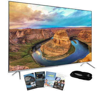 "Samsung 55"" Class 4K Ultra HD Smart TV with HDMI and App Pack - E288734"