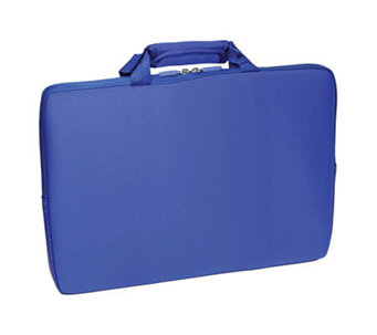 "15.6"" Notebook Sleeve with Lycra Exterior Shell- Ice Blue - E243435"