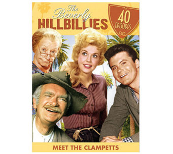 Beverly Hillbillies: Meet the Clampetts - 40 Episodes DVD - E264235