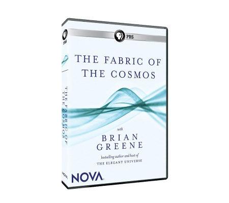 Nova the fabric of the cosmos dvd 2 disc set for The fabric of the cosmos series