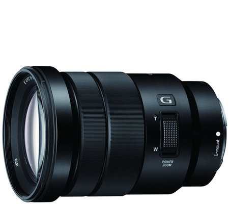 Sony E PZ 18-105mm F4 G OSS Zoom Lens