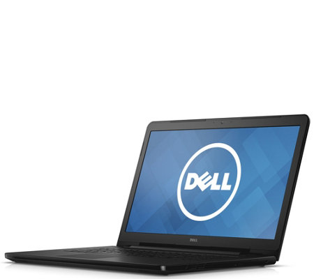 "Dell 17"" Laptop - Core i3, 4GB RAM, 500GB HDD"