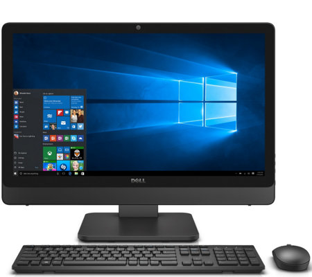 "Dell 23.8"" Touch All-in-One PC - Intel i7, 12GBRAM, 1TB HDD"