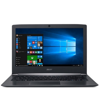 "Acer Aspire S 13.3"" Touch Ultra-Thin Laptop - 8GB, 512GB SSD - E290135"