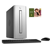 HP ENVY Desktop - Intel i7, 8GB RAM, 1TB HDD, 256GB SSD - E291335