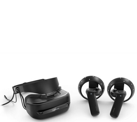 Lenovo Explorer VR Headset with Motion Controllers