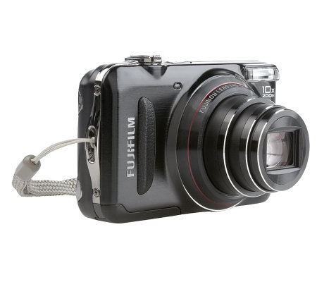 Fujifilm 14MP 10xOptical Zoom Point and Shoot Camera with Software
