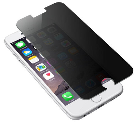 X-Tanium Tempered Glass Privacy Screen Protector for iPhone 6