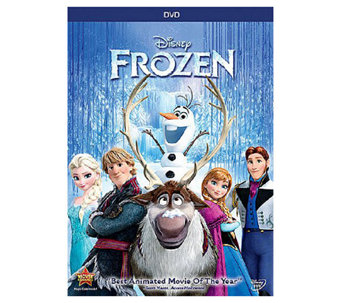 Disney Frozen DVD - E278536