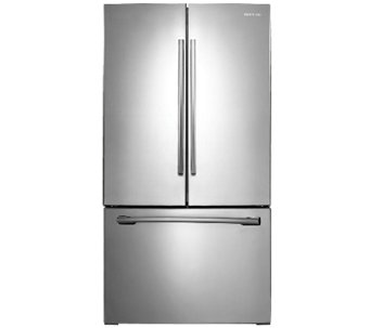 Samsung 26 Cu. Ft. French Door Refrigerator with Filtered Ice - E280836
