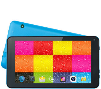 "Supersonic 7"" Android Tablet - A7 Quad Core, 512 MB - E282836"
