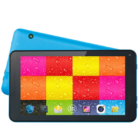 "Supersonic 7"" Android Tablet - A7 Quad Core, 512 MB"