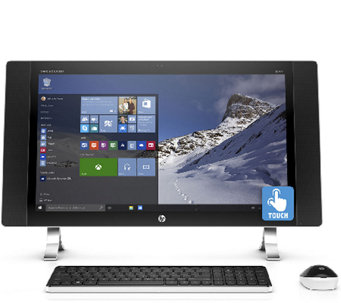 "HP 27"" All-In-One - Intel Core i5, 8GB, 2TB HDDw/ Software - E285136"